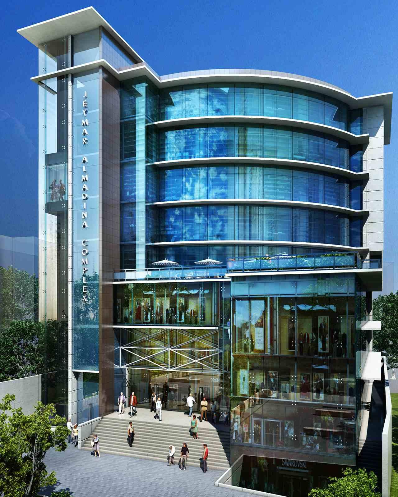 Al Madina Complex